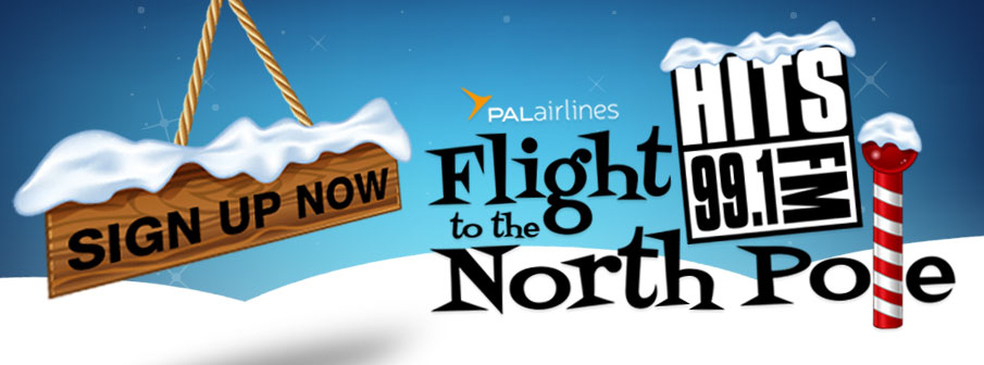 Feature: https://www.991hitsfm.com/hits-fms-flight-to-the-northpole/