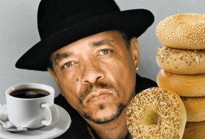 Ice-T Finally Tries Bagels & Coffee for 1st Time