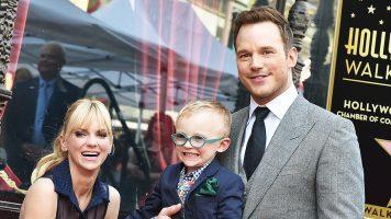 Chris Pratt and Anna Faris Are 'Ex' Goals