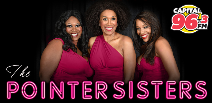 Rewards Club – The Pointer Sisters: Win Tickets!