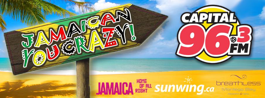 Jamaican You Crazy!