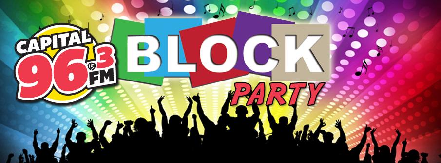 96.3 Capital FM Block Party