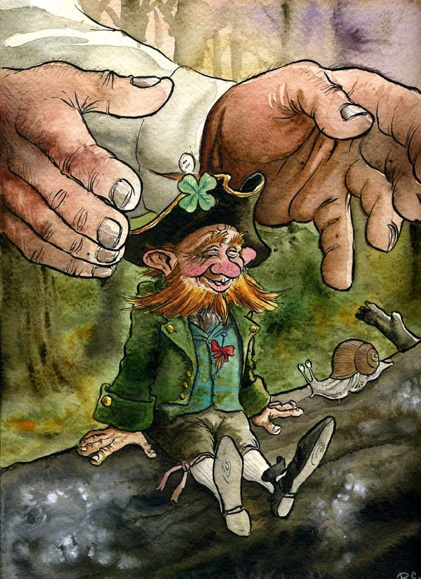 Creatures of Irish Folklore