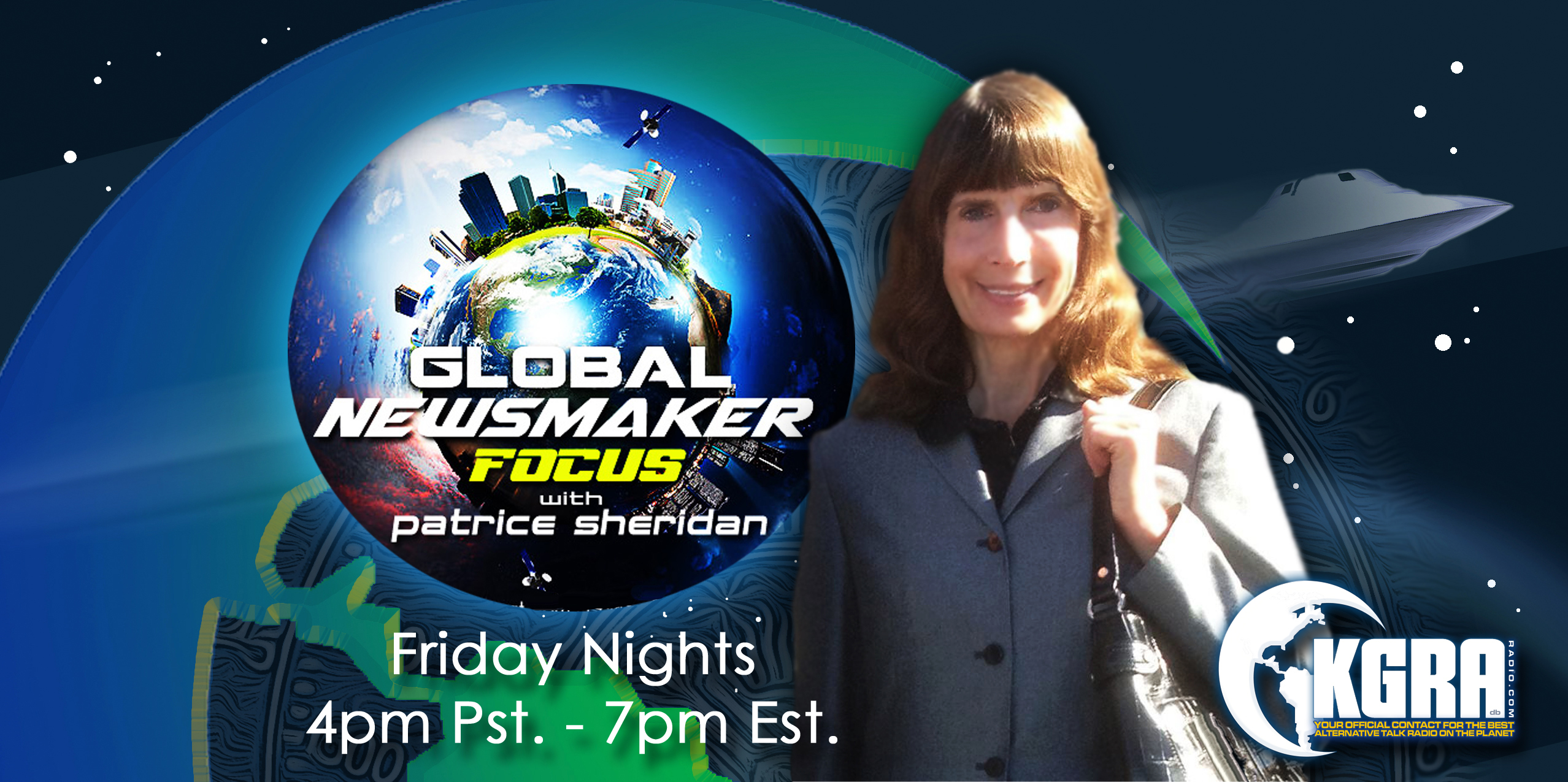 Global Newsmaker Focus Welcomes: Derek P. Gilbert