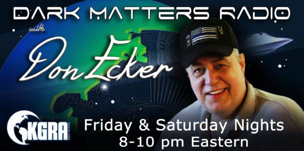 Dark Matters Radio Show | KGRA Digital Broadcasting