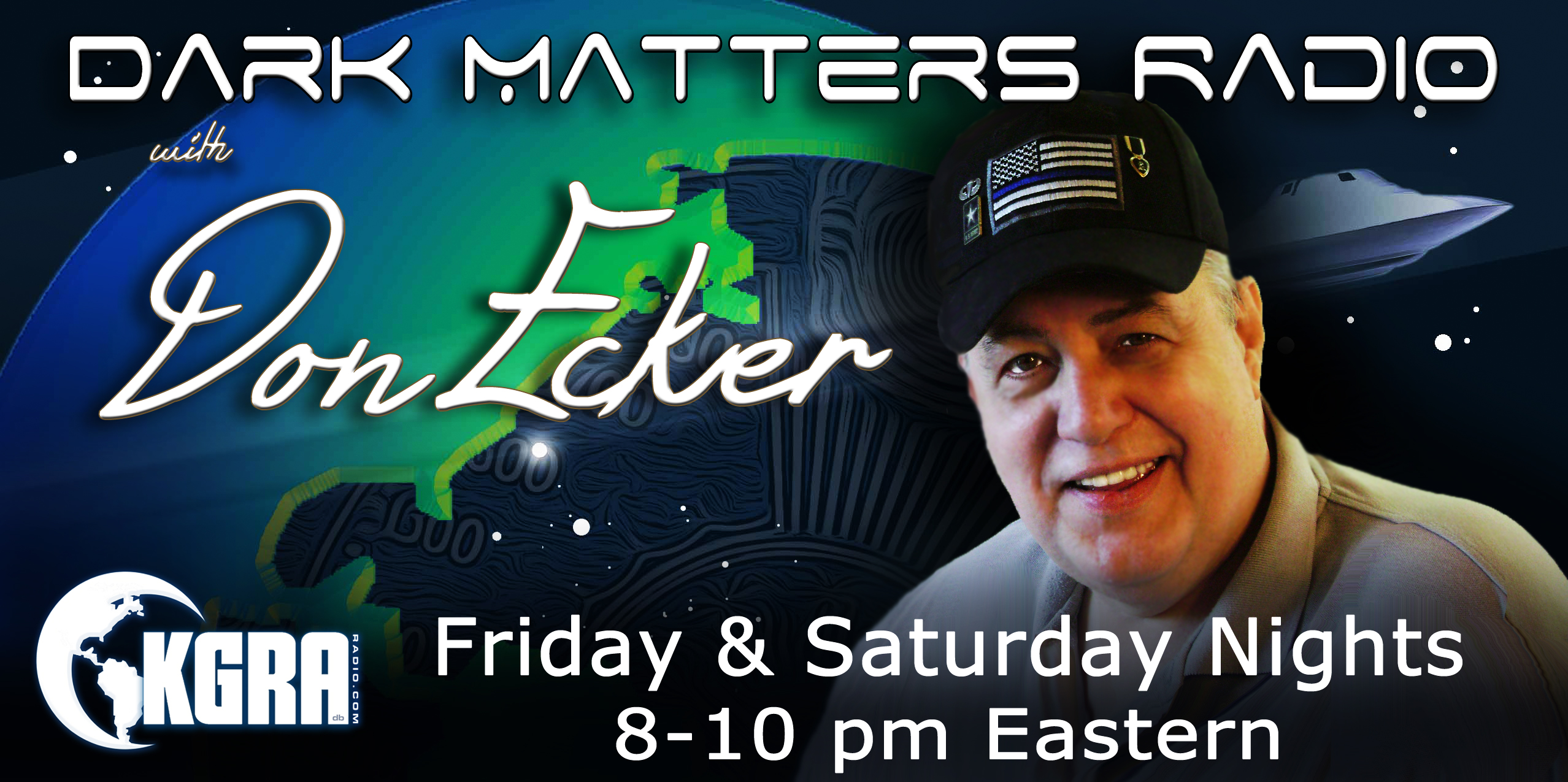 Dark Matters Radio