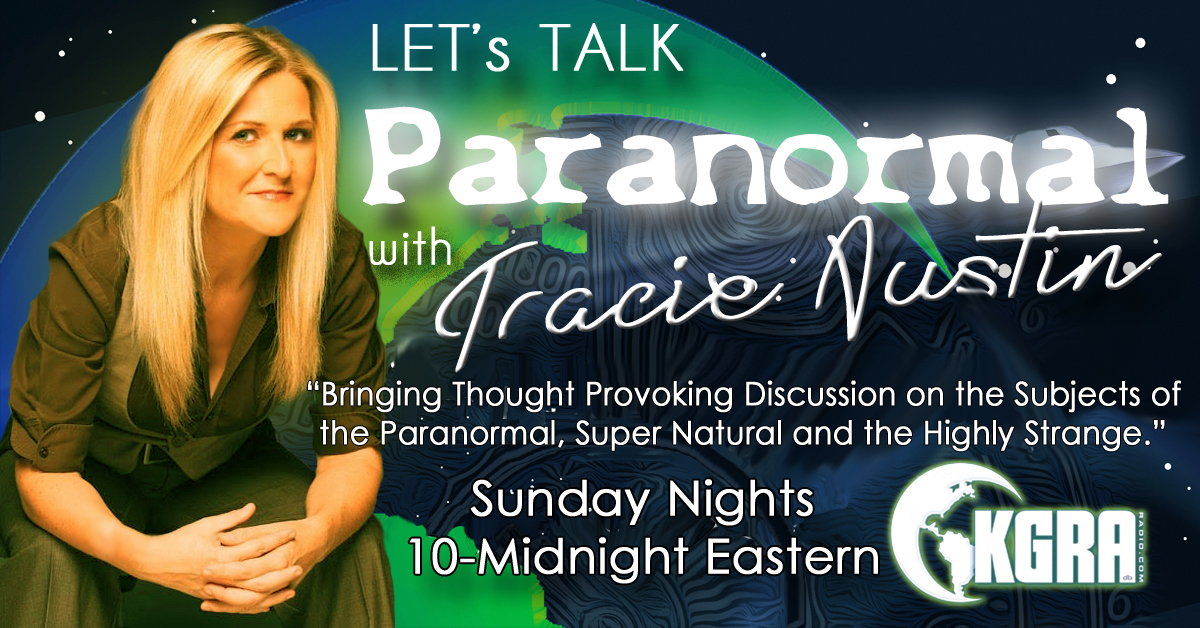 Let's Talk Paranormal Welcomes Sue Storm - The Angel Lady