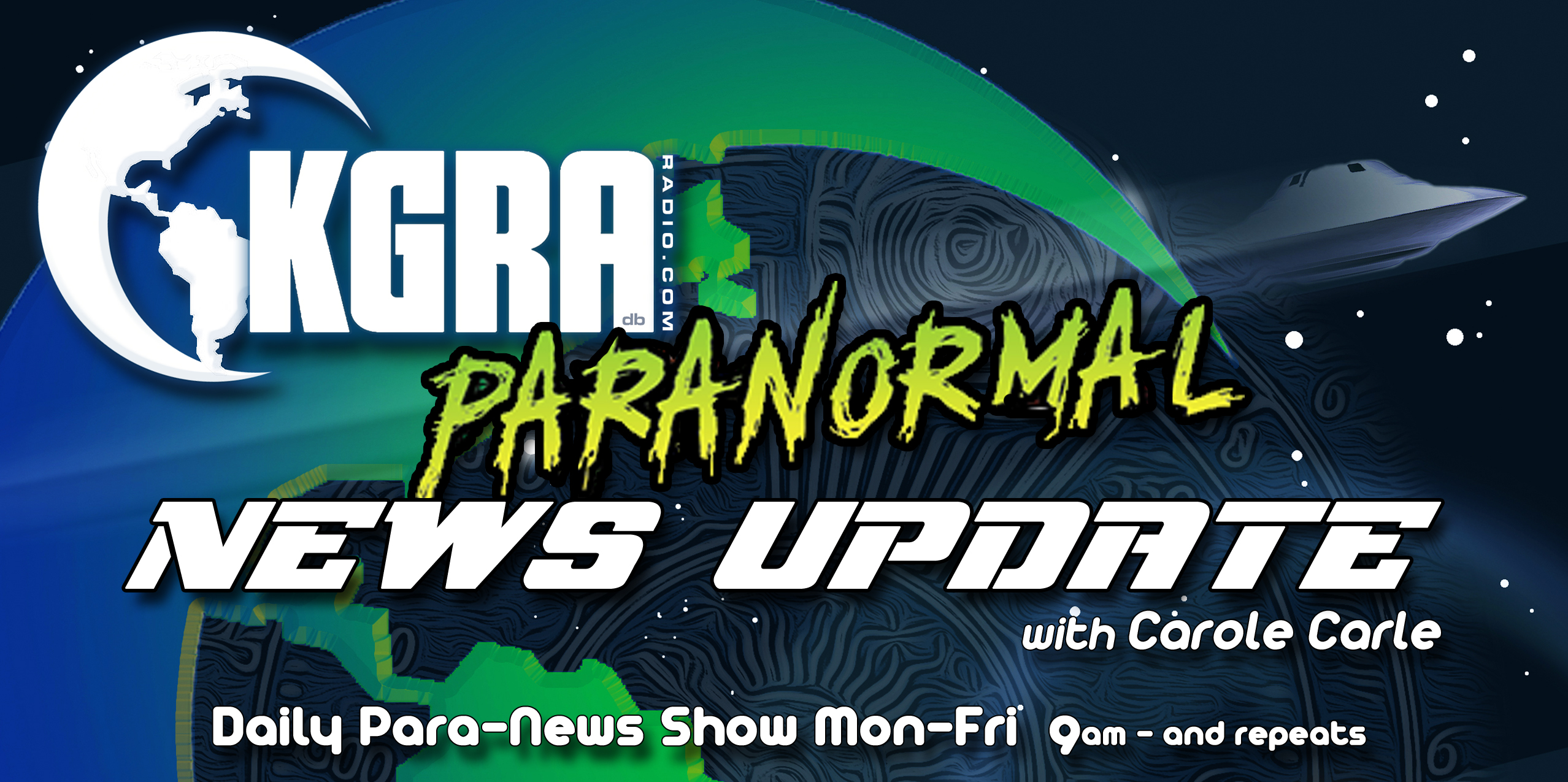 Paranormal News Update