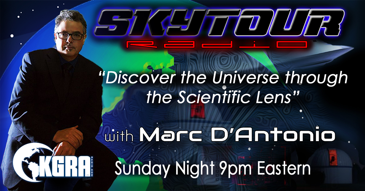 SkyTour Radio Presents: Accidental Astronomy