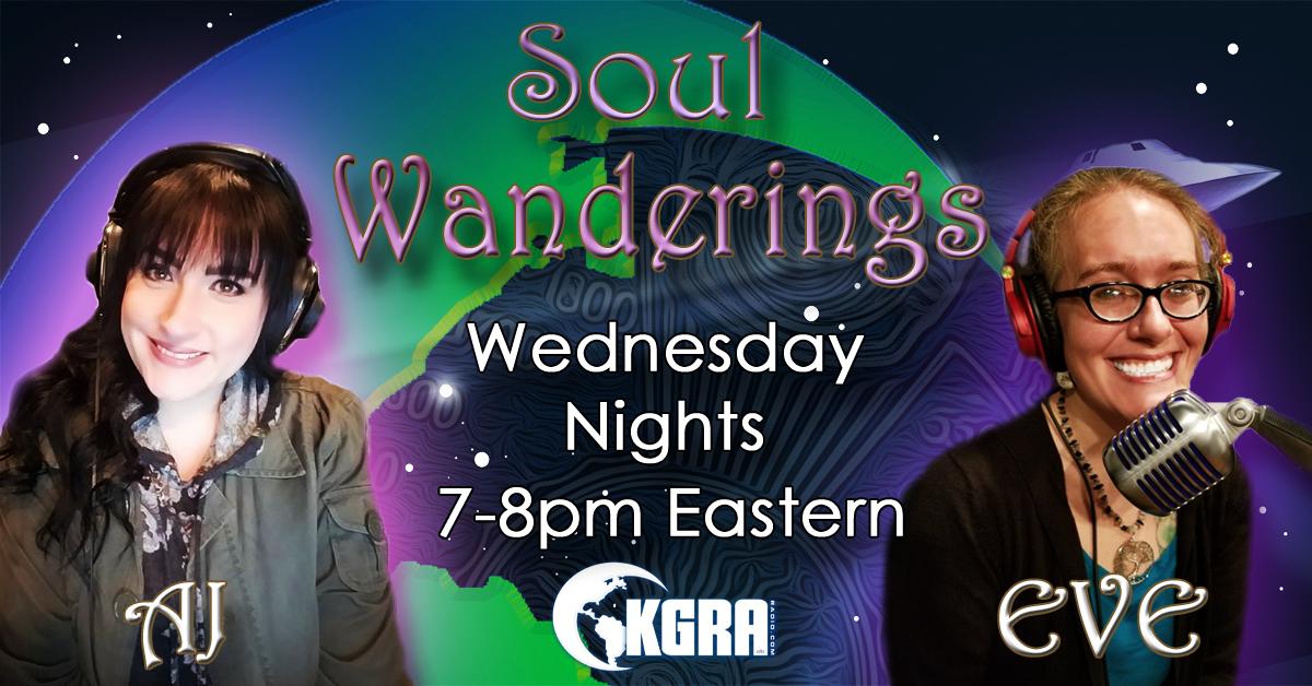 Soul Wanderings Episode 58: Juls Broadhead
