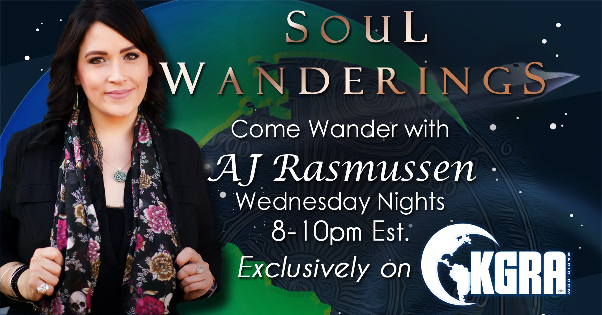 Soul Wanderings Episode 77: Cat Fleming