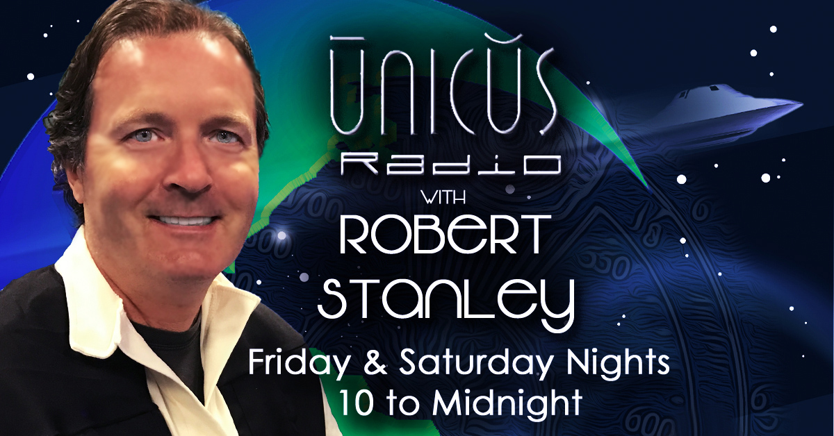 Unicus Radio Welcomes Richard Hoagland