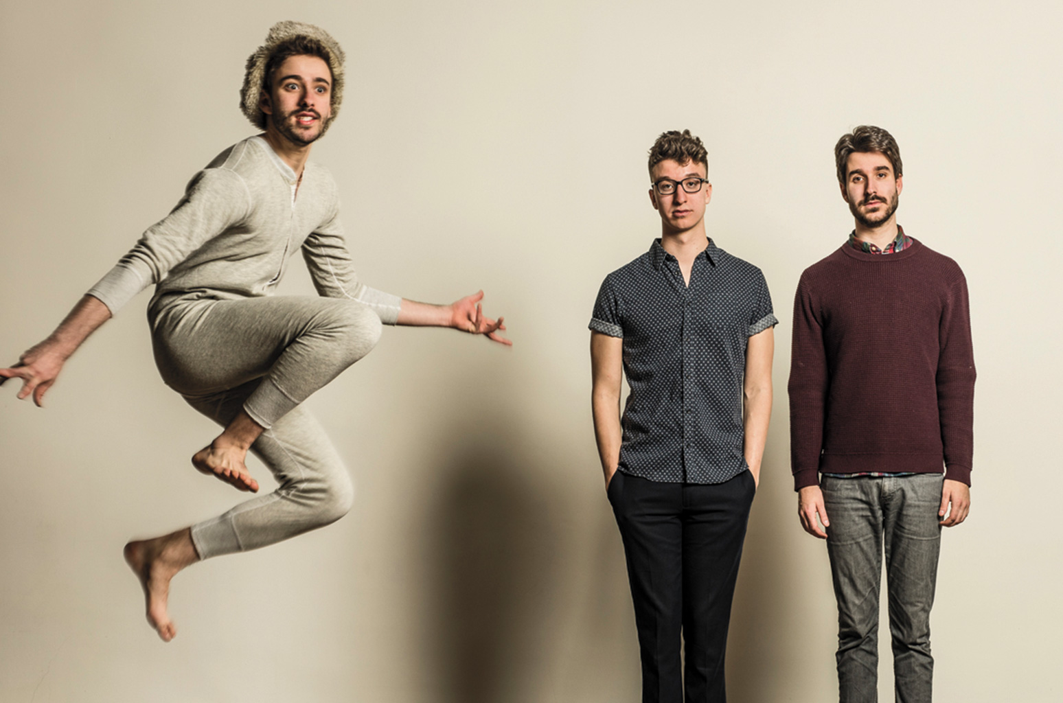 AJR featuring Rivers Cuomo, Cellphones during Sex, Phone Creeping