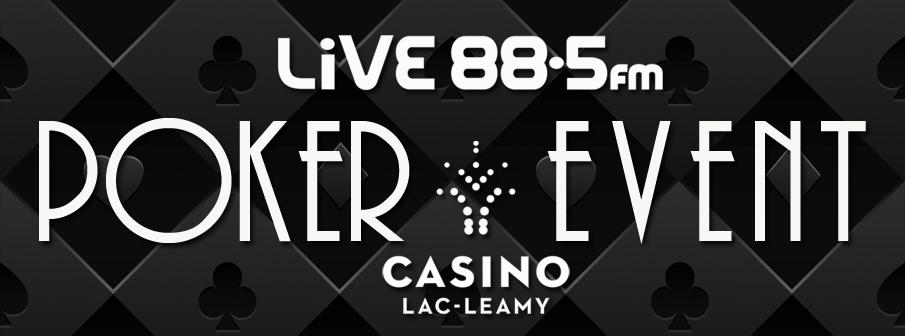 LiVE 88.5 Poker Event