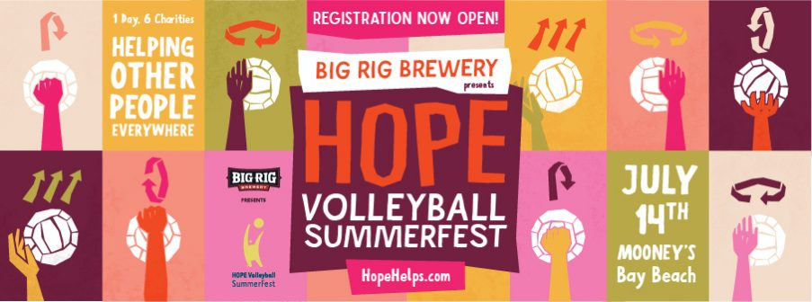 HOPE Volleyball Summerfest