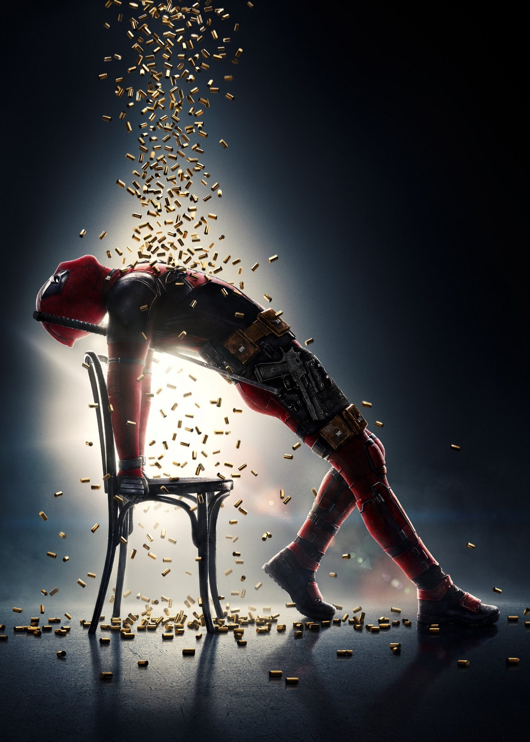 Deadpool 2 Review, Police ID Tech, Champions Airhorn