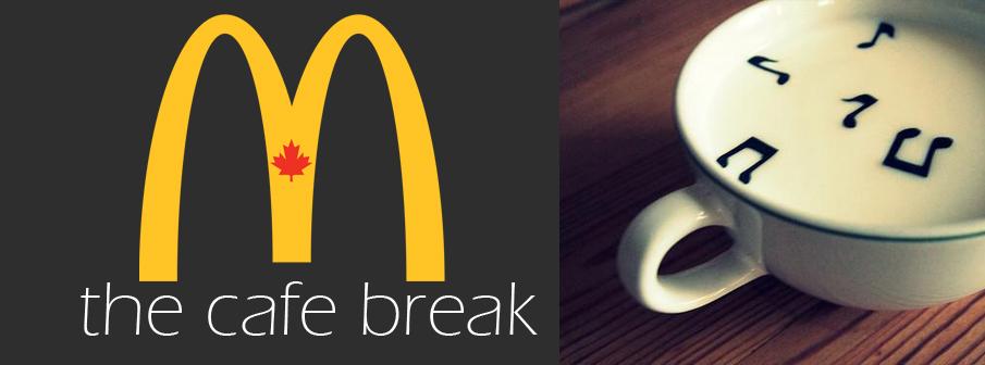 Cafe Break: McDonalds Gift Cards