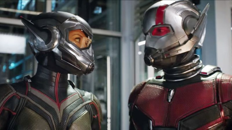 Ant Man and the Wasp, Blackberry Key2, Leaf Blower Ban