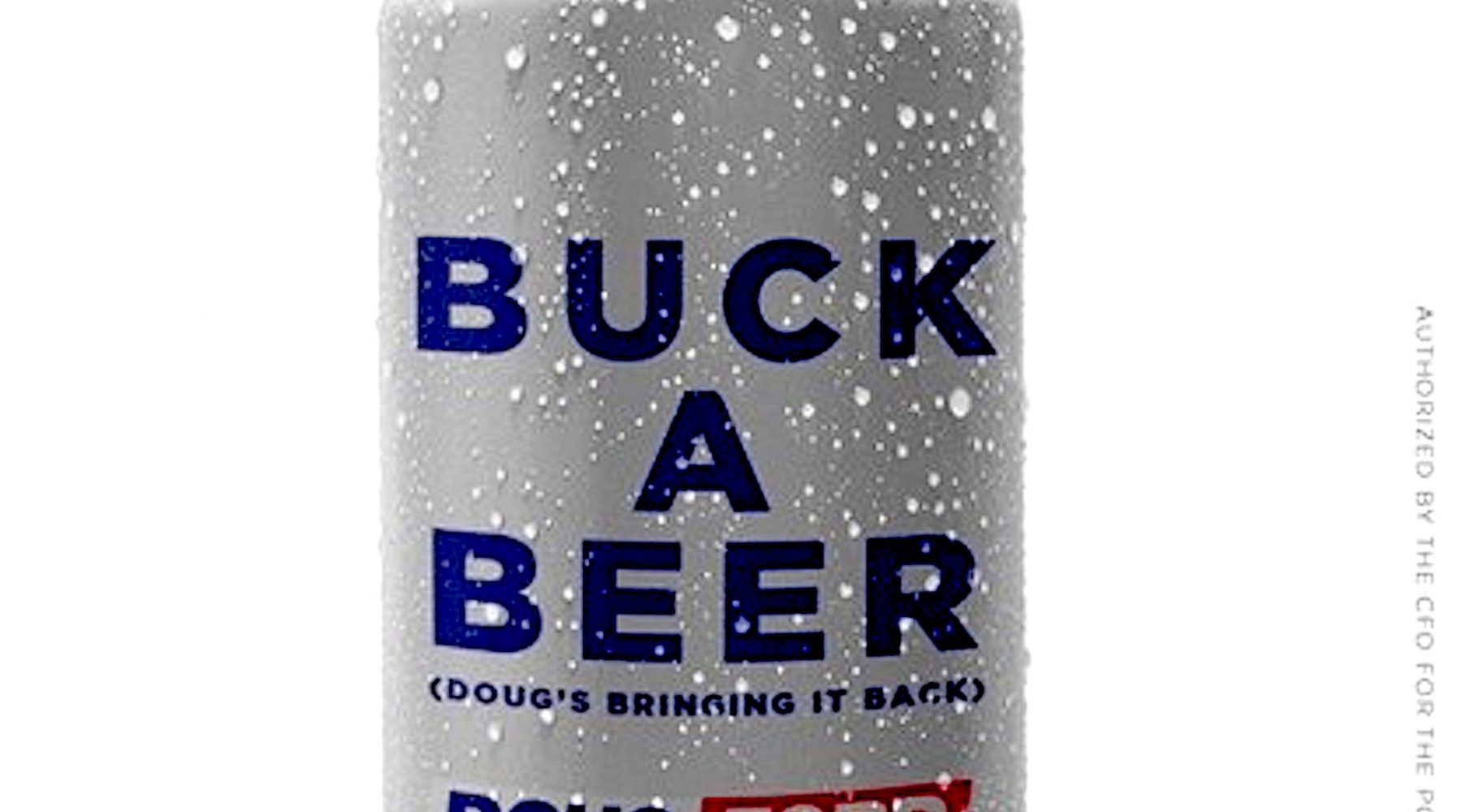 Buck a Beer, Gingerbread Biscuit, Black Hat Conference