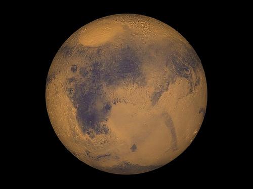 Mars, Sleeping Pilot, Tesla Navigate