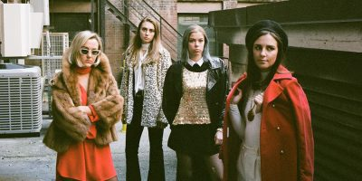 New music by The Beaches, Drunk Raccoons, Facebook Messenger Unsend
