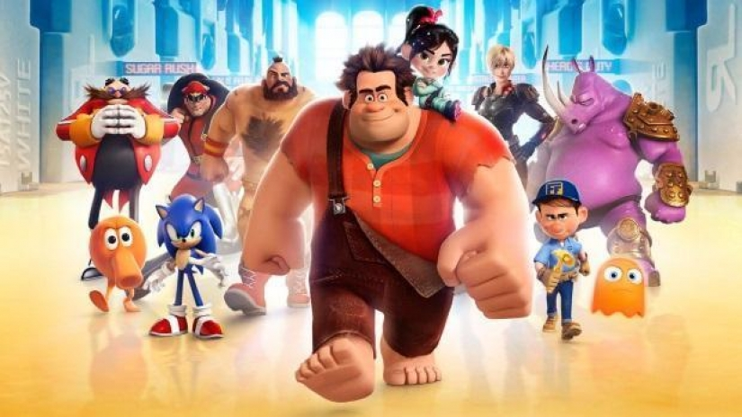 Wreck it Ralph 2, Leaning Tower not so leaning and Impounding smart phones