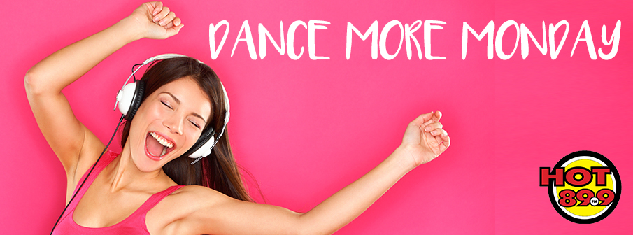 Dance More Monday