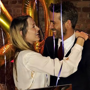 Ryan Reynolds Tells Us Why He Loved Blake!