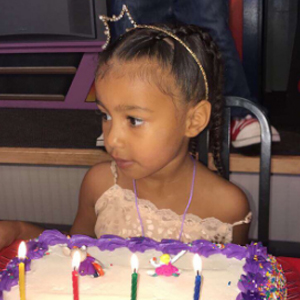 North West celebrates her 4th birthday at a place that might surprise you...