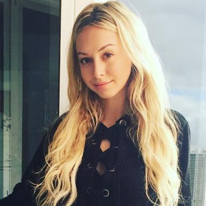 Corrine Olympios' Boyfriend Is Standing By Her