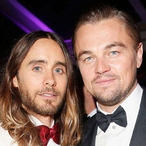 Jared Leto says Leo is One Of His Only Friends