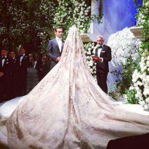 Here's What A $10 Million Wedding Looks Like...