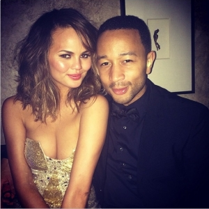 Chrissy Teigen has decided to cocktail less...