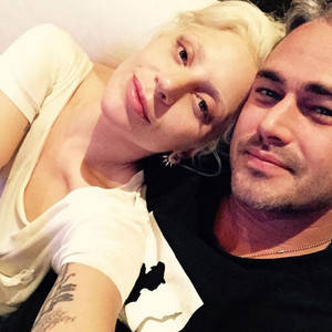 Gaga and Kinney are #exfiancegoals