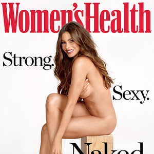 Sofia Vergara poses nude and talks about why she loves being naked!