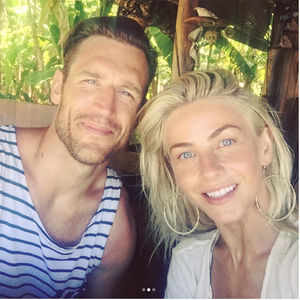 Julianne Hough feels sexier now that she's married (is that the secret?!)