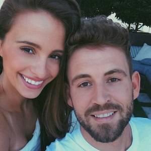 The Bachelor's Nick Viall has moved on...to January Jones!