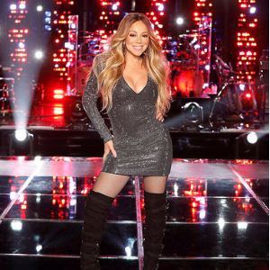 Mariah is joining The Voice as a key advisor