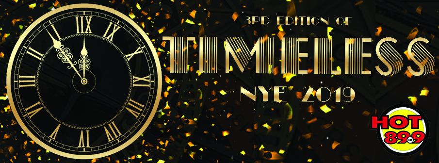 Timeless NYE 2019