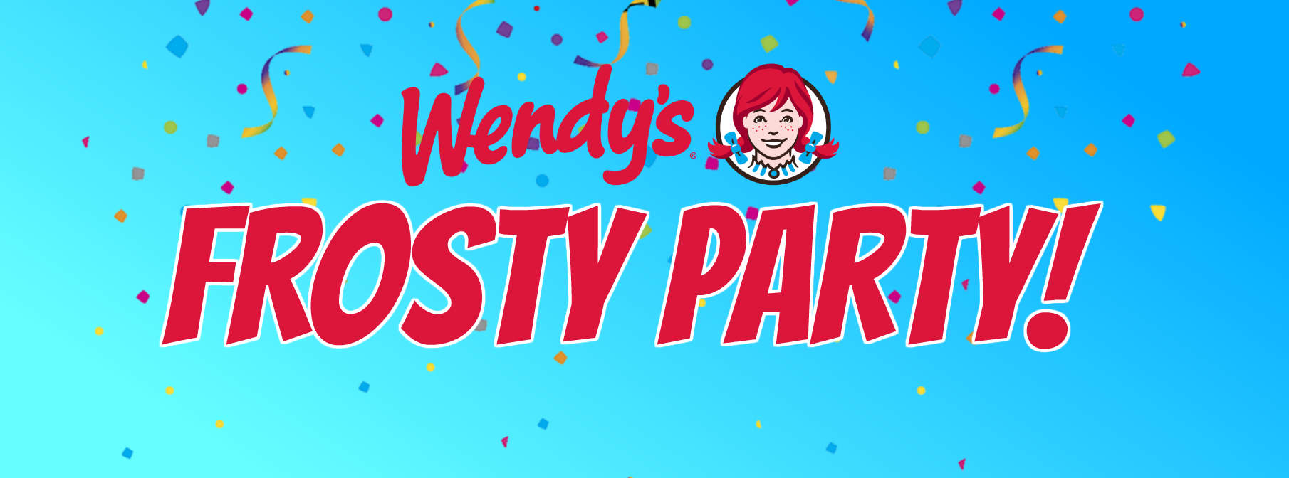 Wendy's Frosty Party