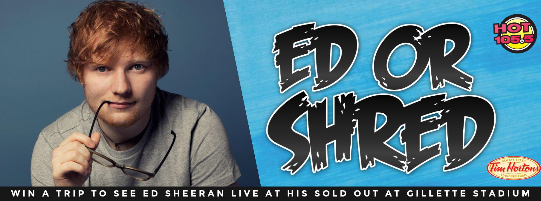 Ed Or Shred