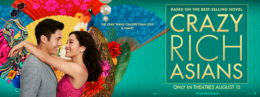 Win your way to Advance Screening of CRAZY RICH ASIANS