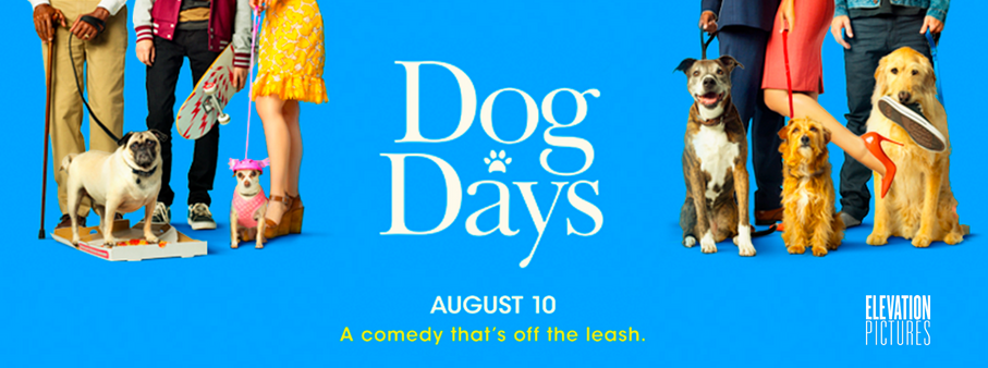 Win your way to Advance Screening of DOG DAYS