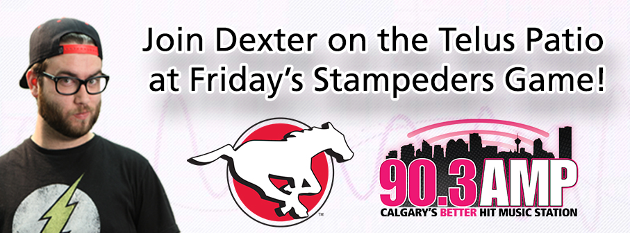 Win your way to Friday's Stampeders Game!