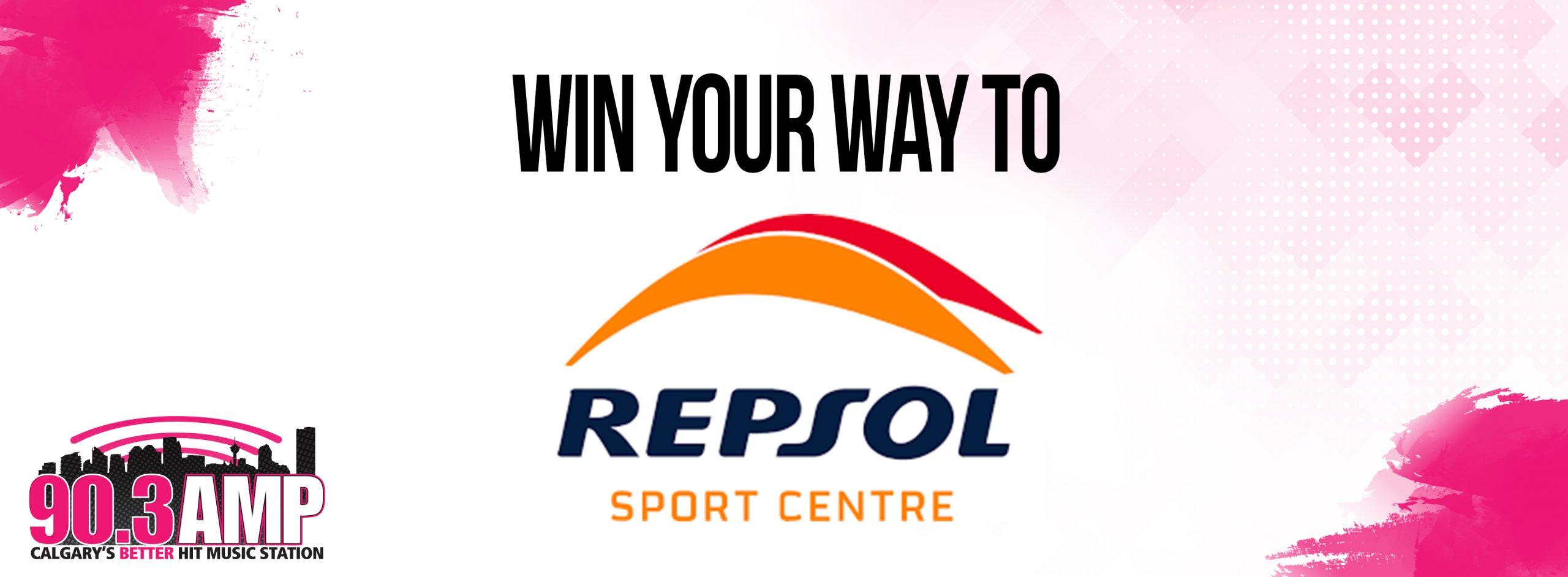 AMP Radio & Repsol Sport Centre | 90 3 AMP Radio